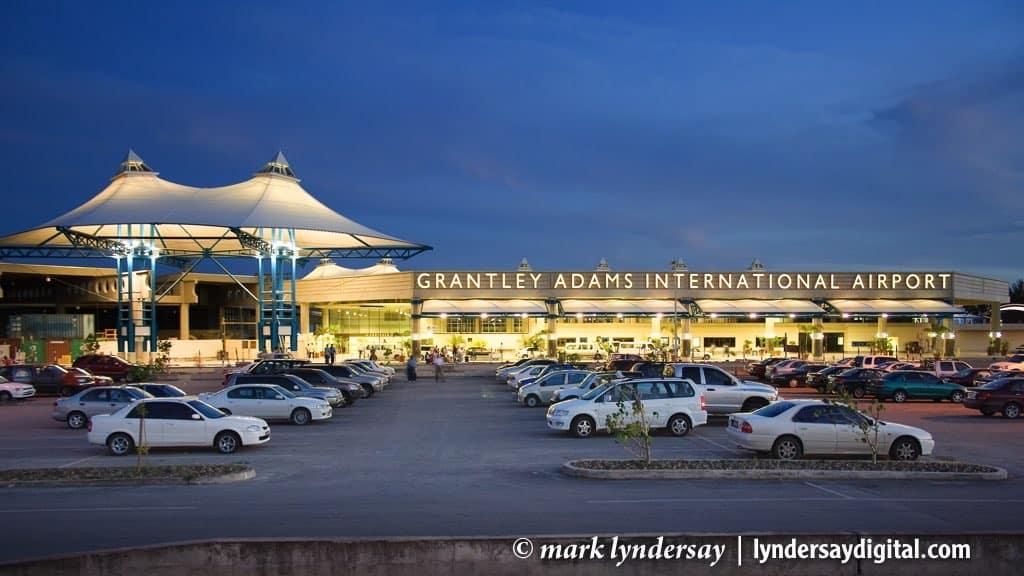 Grantley_Adams Airport, Barbados
