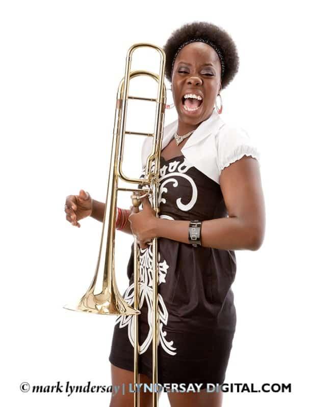Kensa Thomas, Trombonist