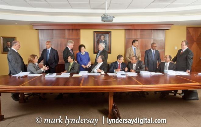 ANSA McAl Board of Directors