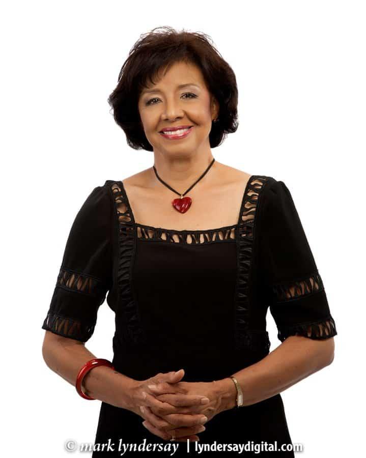 Gretta Taylor, promotional portrait