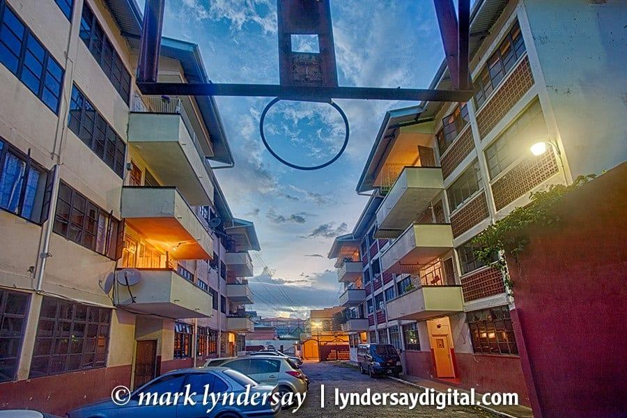 Dundonald Street Apartments, Port of Spain