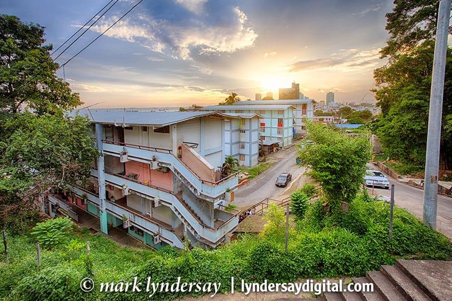 Plaisance Terrace, John John, Port of Spain