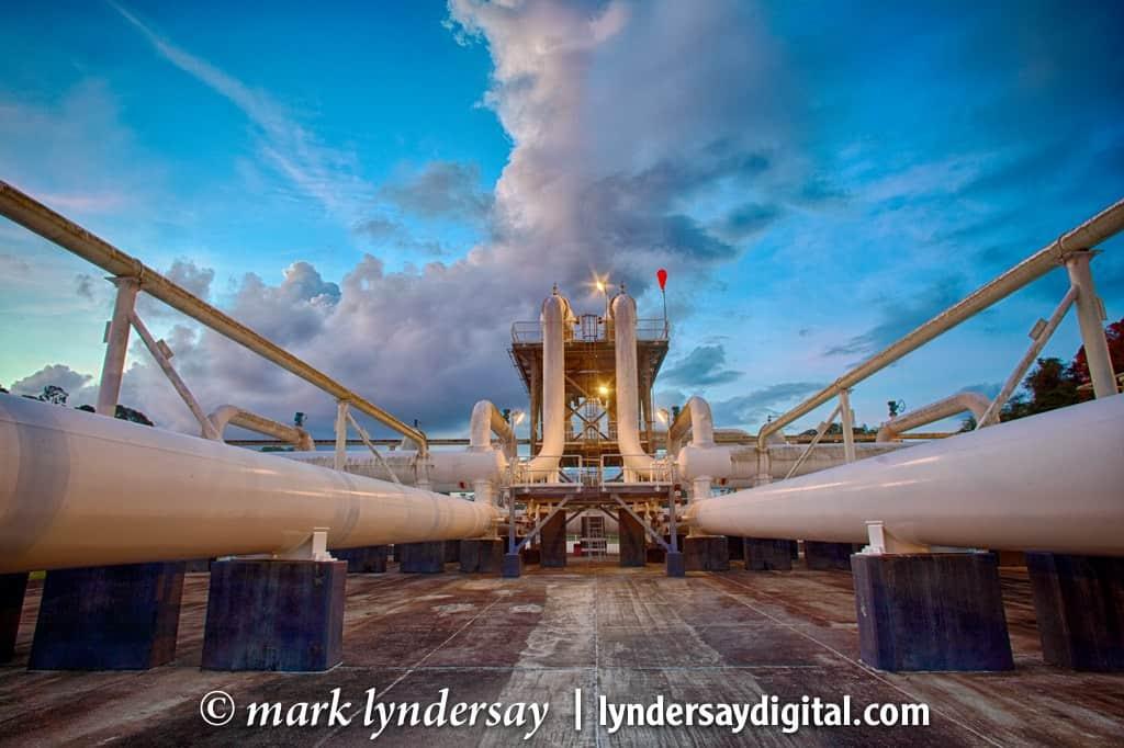 NGC Beachfield Pipelines