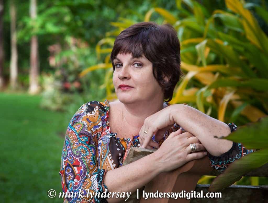 Sharon Millar, author