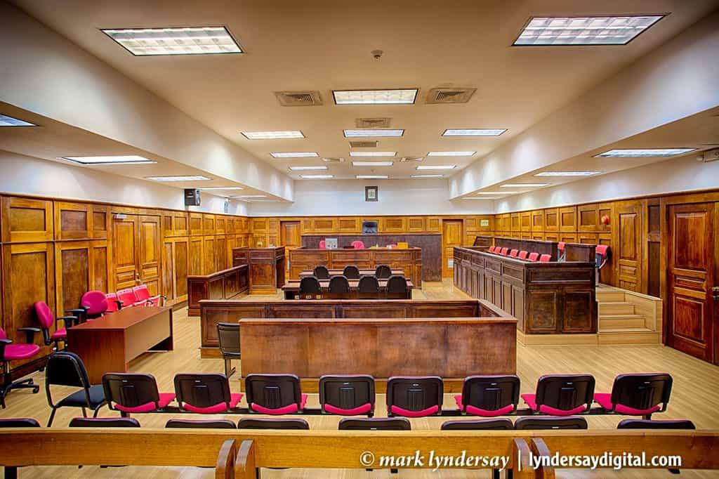 Tobago Courts
