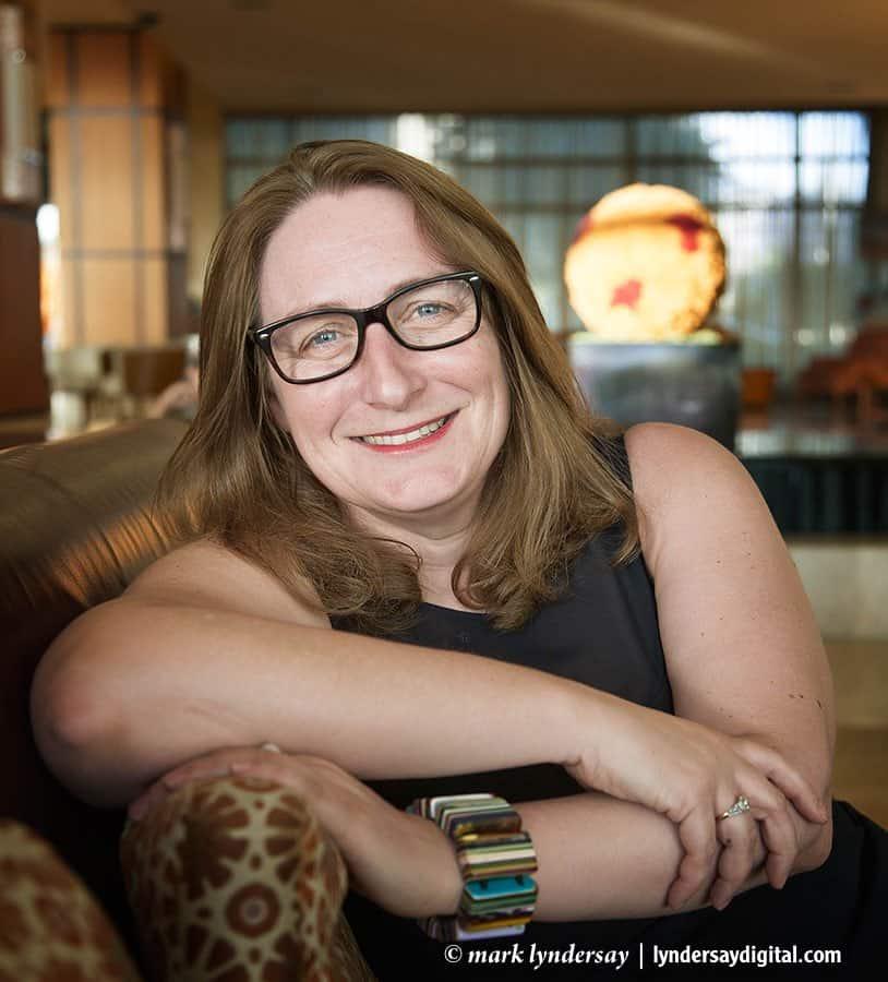 Sarah Carroll, CEO of GrowGlobal