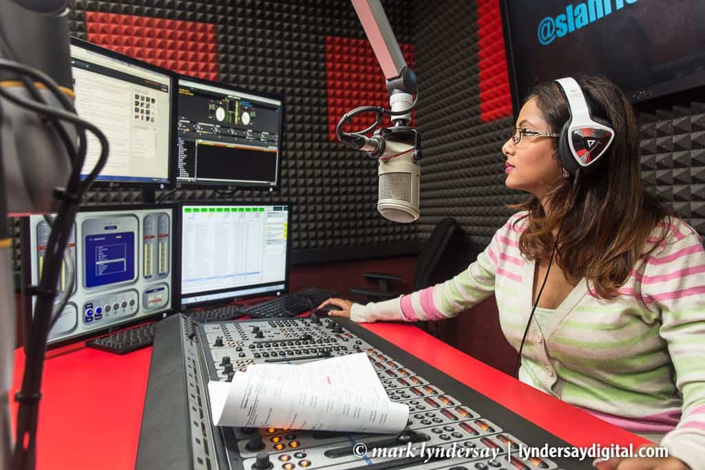 Announcer, Guardian Media Limited