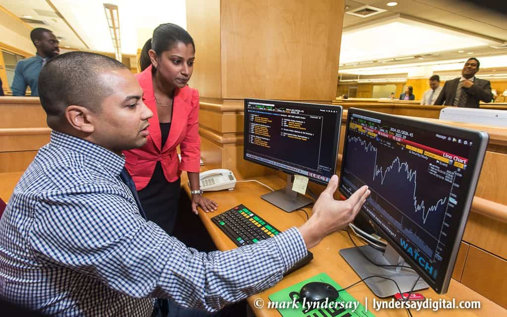 Tracking stock performance, ANSA Finance, Maraval Road