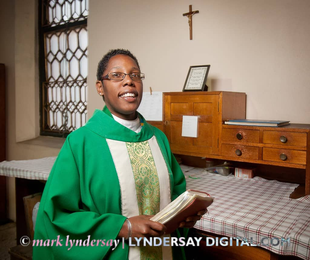 Reverend Shelly-Ann Tenia