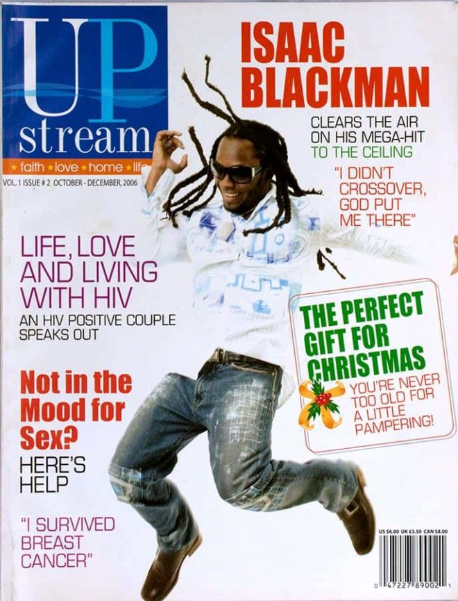 UpStream magazine for December 2006