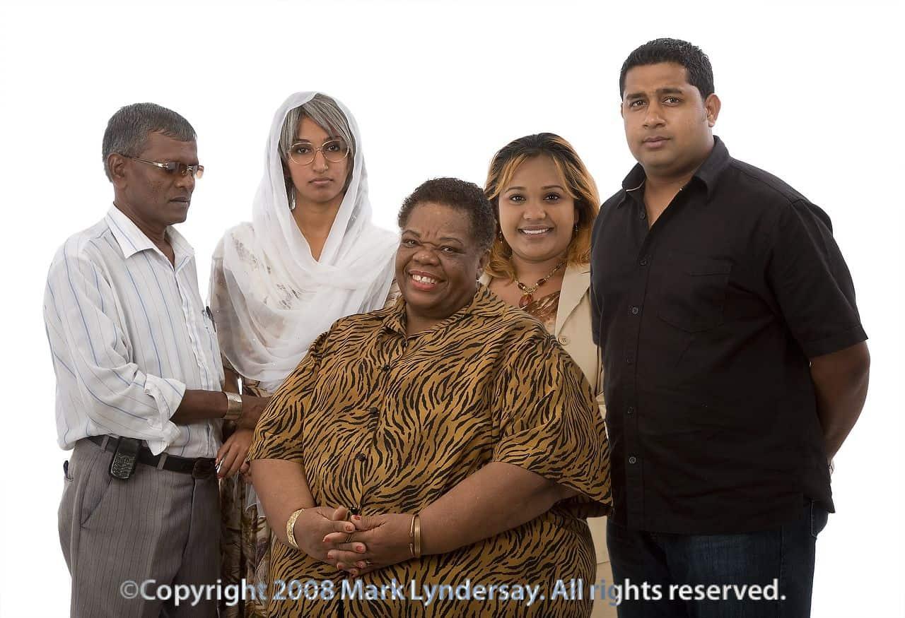 The Kuchursingh Family