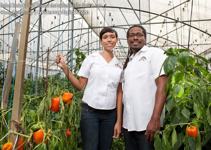Rachel Renie and David Thomas The Market Movers