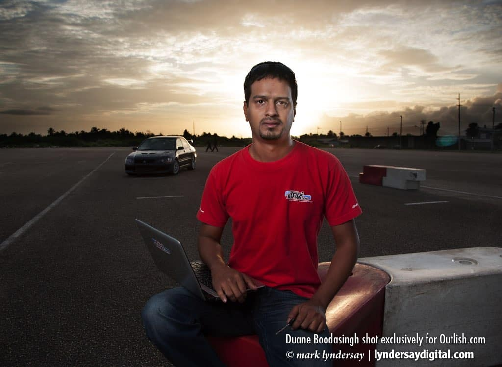 Duane Boodasingh of Trinituner.com