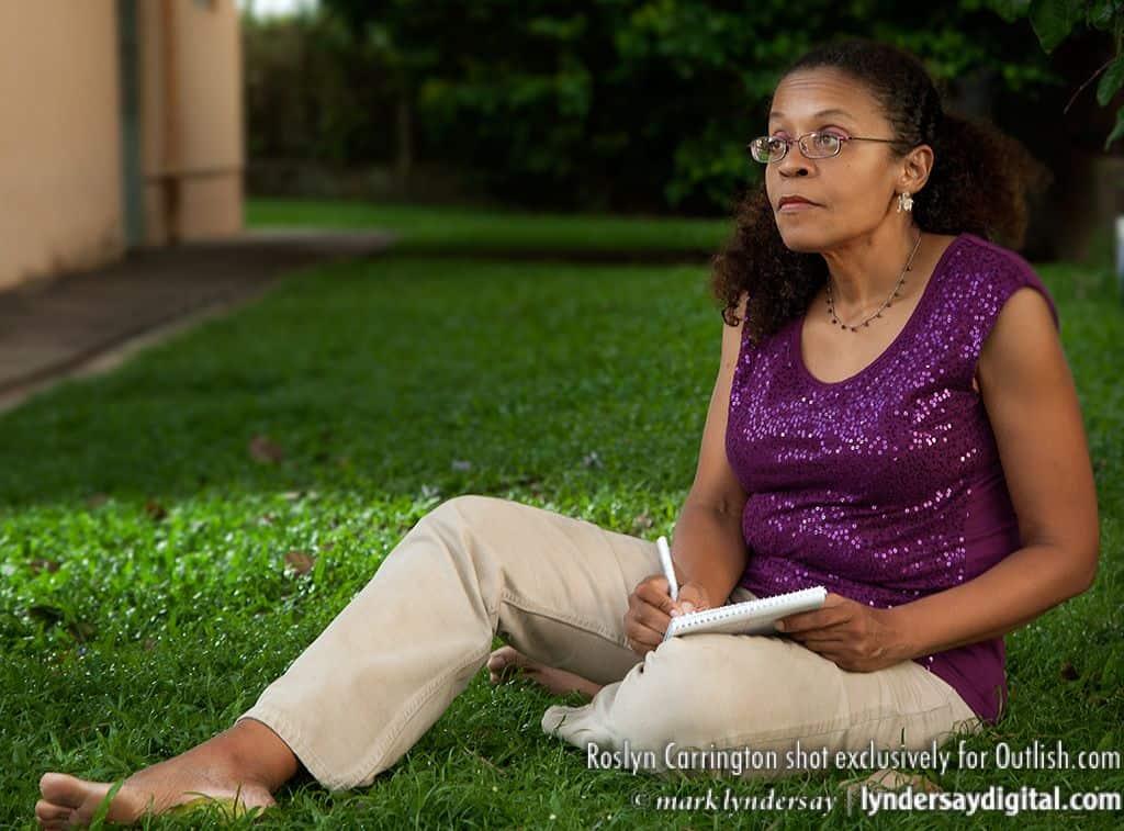 Roslyn Carrington, writer